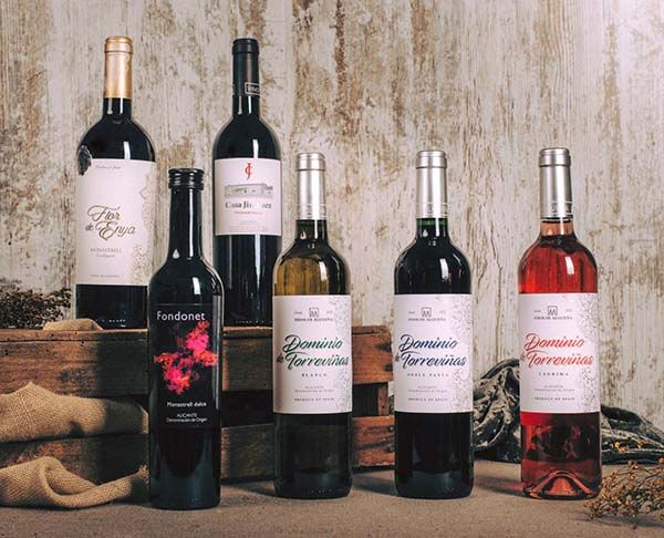 Vinos de Algueña