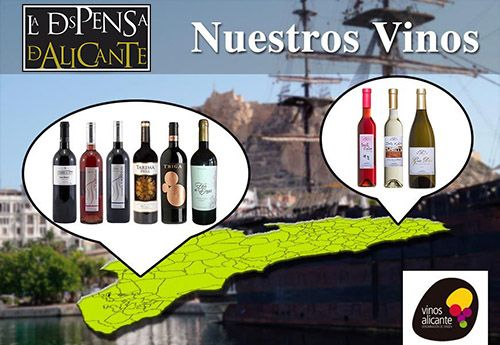 Vinos de Alicante